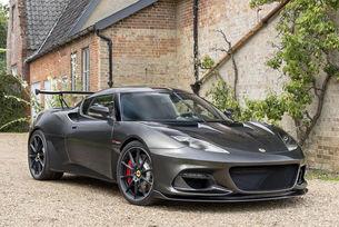 Lotus представи най-мощния модел в историята си
