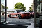 Най-новото от Porsche по време на тест у нас