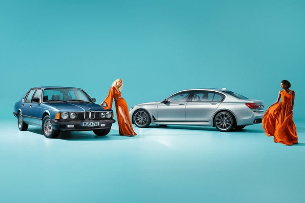 С 40 Jahre Edition отбелязват юбилей на BMW Серия 7
