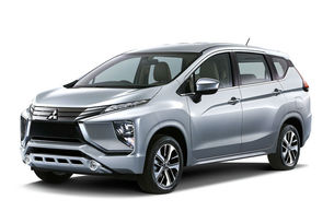 Mitsubishi представи новия миниван Expander