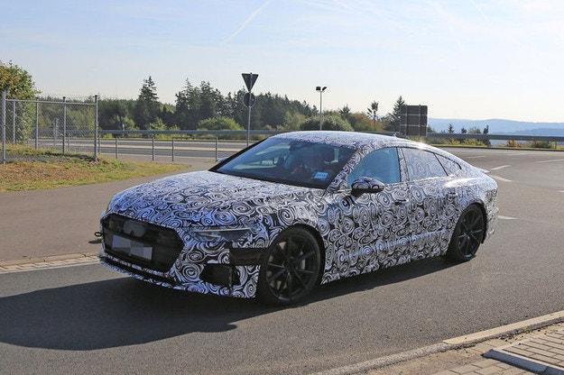 Audi A7 (2018):  Много място, по-малко тегло, без V8