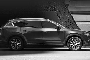 Mazda показа новия кросоувър CX-8