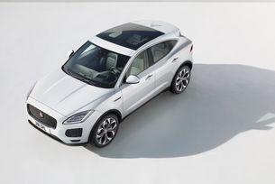 Това е новият Jaguar E-PACE
