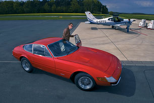 Ferrari 365 GTB/4: 24 часа на Daytona