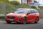 Разсекретиха новото комби Opel Insignia GSi