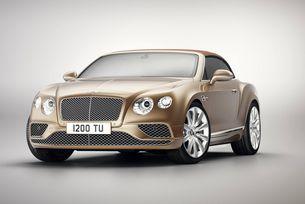 В Bentley Continental GT вече и с версия Timeless Series