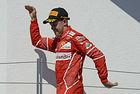 Фетел върна Ferrari на правия път