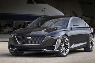 Cadillac сменя три модела с един седан