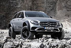Mercedes-Benz E-класа All-Terrain 4x4² може да стане сериен