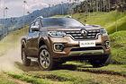 Renault Alaskan: В края на годината идва голям пикап
