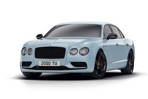 Това е Bentley Flying Spur V8 S Black Edition