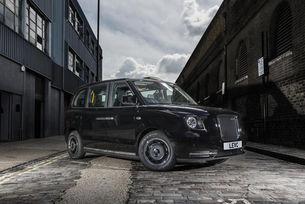 Новото лондонско такси струва 60 хиляди евро