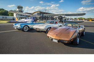 Три поколения Chevrolet Corvette: Forever Young