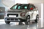 Новият Citroën C3 Aircross: Компактен SUV върху C3