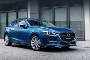 Предвестник на нова Mazda 3 ще се появи тази есен