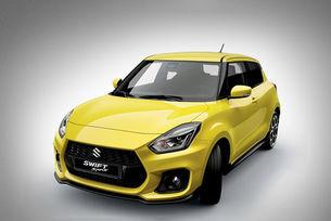 Suzuki Swift Sport: Хармония на форма и съдържание