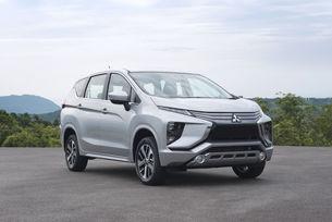 Mitsubishi представи големия миниван Xpander