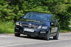 Skoda Octavia RS: Скрити заложби