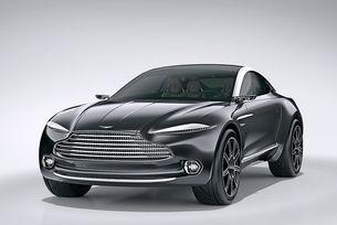 Първият кросоувър Aston Martin със 750 к.с.