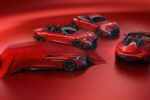 Aston Martin разкри ново спортно комби
