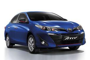 Toyota представи най-достъпния седан Yaris Ativ