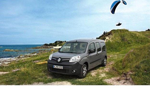Renault Grand Kangoo dCi 110: Наистина голям