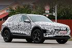 Серийният Audi е-tron quattro се появи на пътя