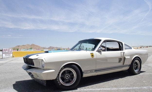 Shelby Mustang GT350R от оригинала Venice Crew