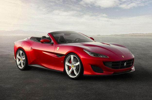 Ferrari показа заместника на California T