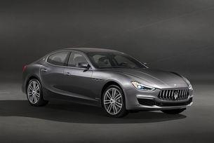 Обновиха Maserati Ghibli GranLusso (2018)