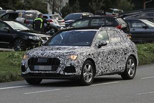 Компактният Audi Q3 (2018) става по-динамичен
