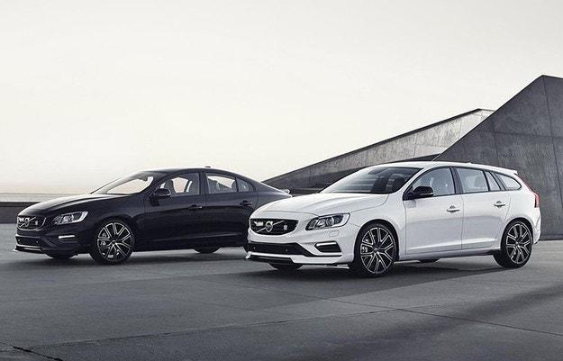 Volvo подобри управляемостта на най-бързите си модели