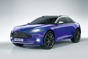 Aston Martin  одобри за производство кросоувъра DBX