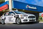 Ford Motor тества доставки на Domino's Pizza с автопилот