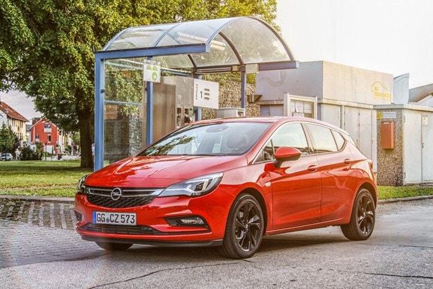 Добра алтернатива: Новият Opel Astra CNG