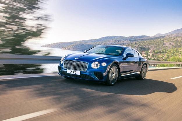 Bentley представи новото поколение на Continental GT