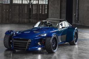 Donkervoort пусна първия автомобил изцяло от карбон