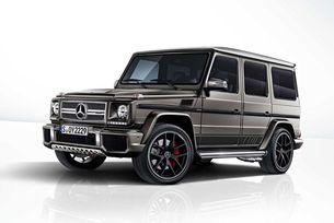 "Mercedes-Benz разсекрети нови версии на ""горещите"" всъдеходи G63 и G65, наречени Exclusive Edition"