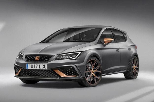 Seat разкрива ново поколение на Leon Cupra R