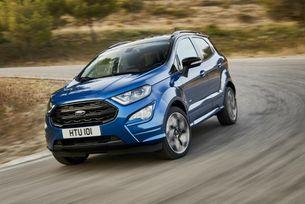 Ford актуализира европейския EcoSport