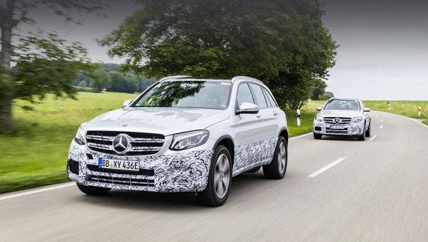 Във Франкфурт дебютира водороден кросоувър Mercedes