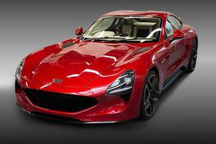TVR представи конкурент на Porsche 911 и Jaguar F-Type