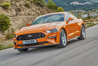 Ford показа обновения Mustang за Европа