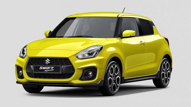 Suzuki Swift Sport получи двигател с мощност 140 к.с.