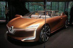 Renault SYMBIOZ:  Ново пространство за нова свобода