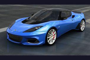 Lotus Evora GT 430 Sport, който се движи по-бързо