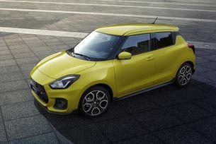 Световна премиера на изцяло новия Suzuki Swift Sport