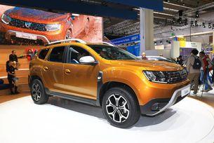 Dacia представи емблематичния кросоувър Duster