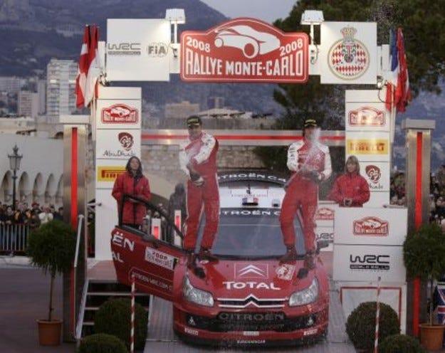 Рали Монте Карло: Ден четвърти