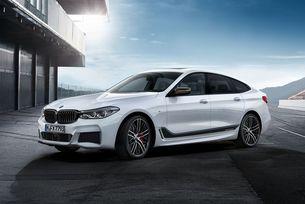 BMW Серия 6 GT: Висок комфорт по време на път